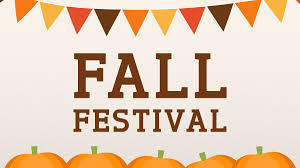 Save the date! - PPG Fall Festival