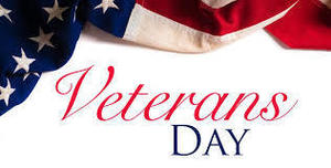 Veterans Day Info