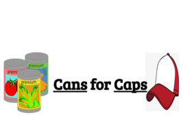 Cans for Caps