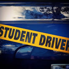 student driver photo