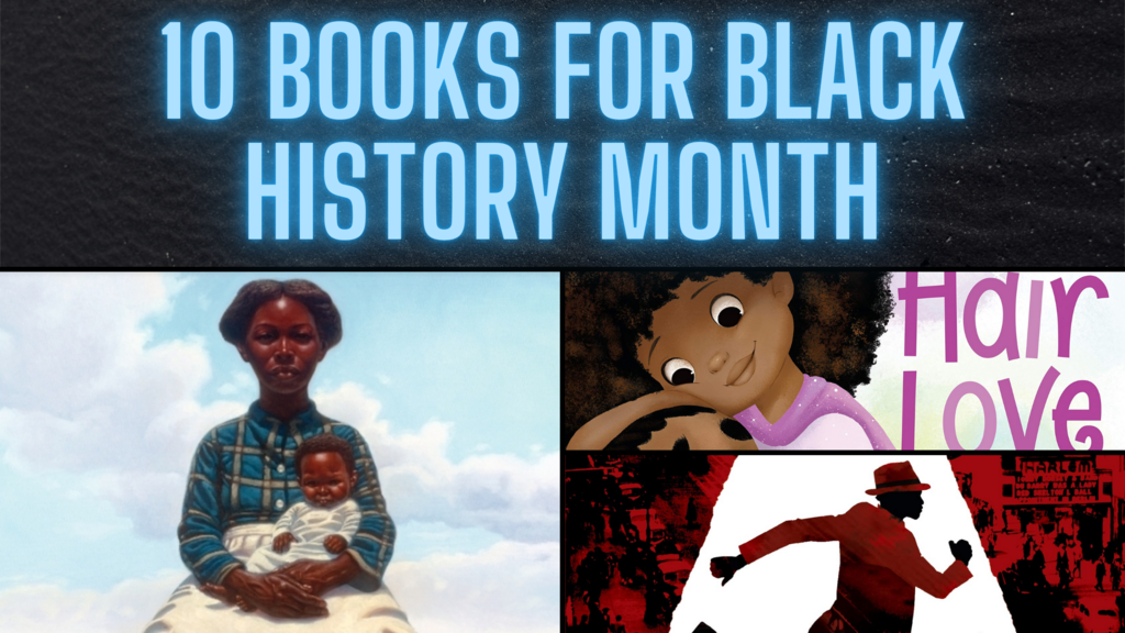 10 Books for Black History Month
