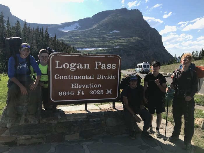Glacier National Park Trip 2018