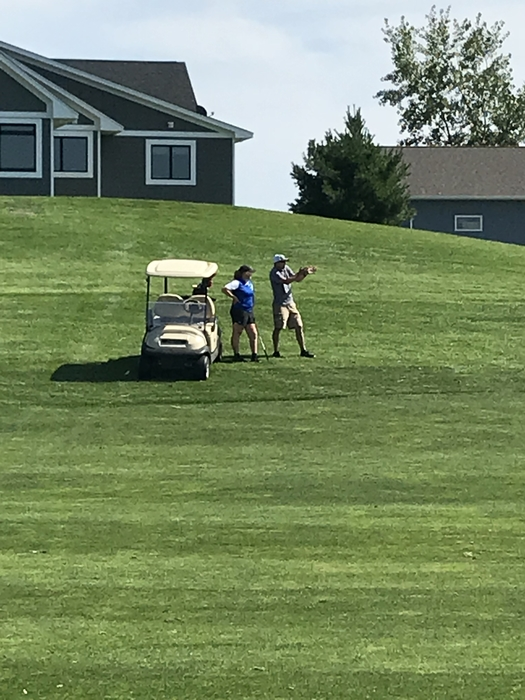 Coach Kimberly gives advice on 18