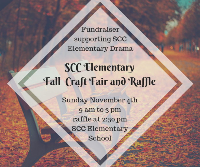 fall craft fair