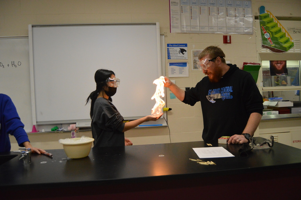 Physical Science Transition Day Activity