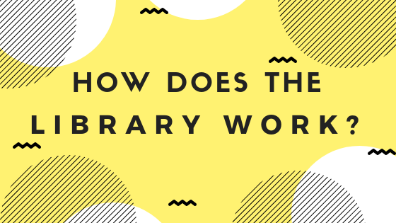how does the library work
