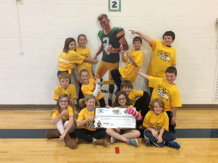 2018-19 Fuel Up to Play 60 student ambassadors