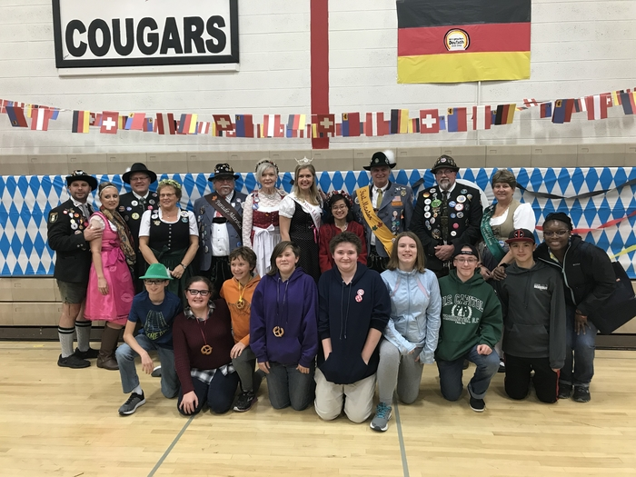 Meeting the 2018 Oktoberfest Royal Family