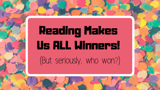 reading makes us all winners