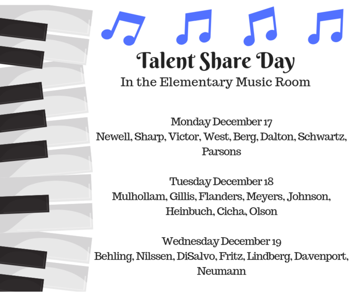 Talent Share Day