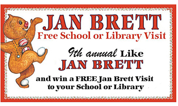 Jan Brett Contest