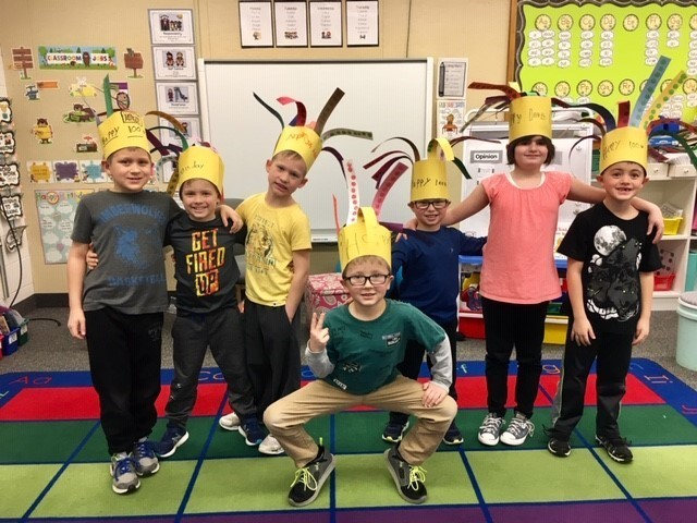 100th Day in Mrs. Cicha's Class