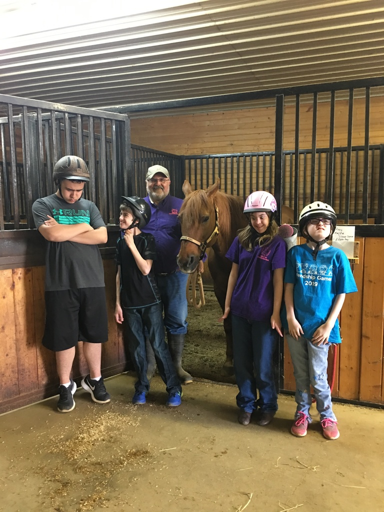 Walk-On Therapeutic Riding 1