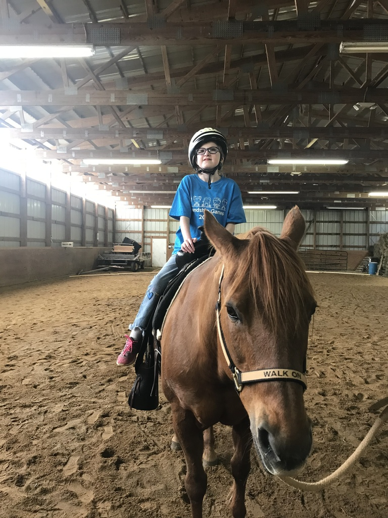 Walk-On Therapeutic Riding 4